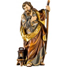St. Joseph (without base) 40 cm Serie Real Gold new