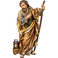 St. Joseph (without base) 75 cm Serie Colored linden