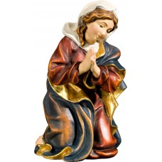 Mary (without base) 32 cm Serie Real Gold new