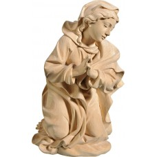Mary (without base) 50 cm Serie Natural linden