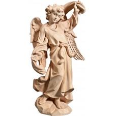 Annunciation Angel left 50 cm Serie Natural linden