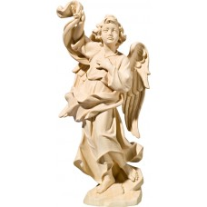 Annunciation Angel right 18 cm Serie Natural maple