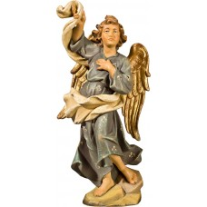 Annunciation Angel right 50 cm Serie Antique