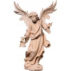Angel with lantern 50 cm Serie Natural linden