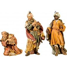 Holy 3 Kings (without base) 50 cm Serie Antique