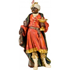 King moorish (without base) 40 cm Serie Real Gold new