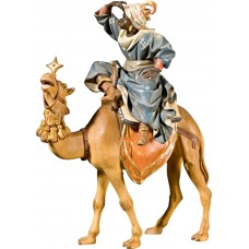 King on camel (without base) 50 cm Serie Antique