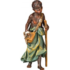Little moor as camel drover 40 cm Serie Real Gold new