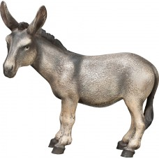 Donkey 50 cm Serie Real Gold antique