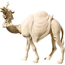 Camel (without base) 18 cm Serie Natural maple