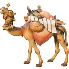 Camel with baggage (without base)