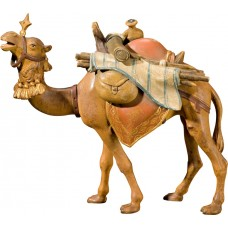 Camel with baggage (without base) 50 cm Serie Antique