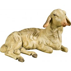 Sheep lying (without base) 50 cm Serie Antique