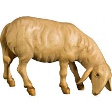 Sheep graminivorous 27 cm Serie Stained+tones maple