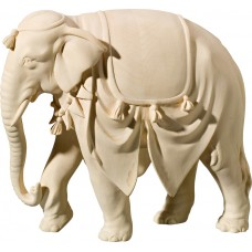 Elephant 40 cm Serie Natural maple