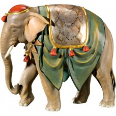 Elephant 40 cm Serie Real Gold new