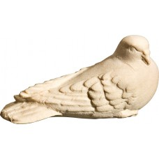 Pigeon perching 40 cm Serie Natural maple