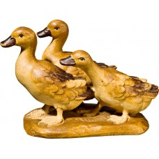 Duck group 27 cm Serie Stained+tones maple