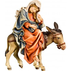 Mary for inn-searching 70 cm Serie Colored linden