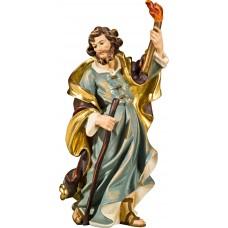 St. Joseph for Flight to Egypt 70 cm Serie Real Gold new