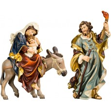 Flight to Egypt 70 cm Serie Real Gold new