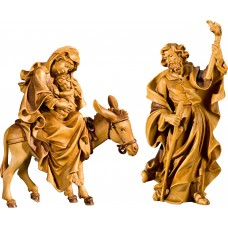Flight to Egypt 27 cm Serie Stained+tones maple