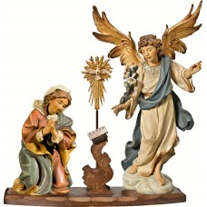 Annunciation of Mary 50 cm Serie Antique