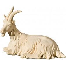 Goat lying 18 cm Serie Natural maple