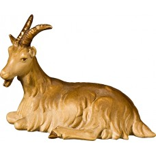 Goat lying 27 cm Serie Stained+tones maple