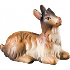 Goat kid perching 12 cm Serie Colored maple