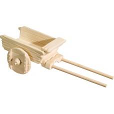 Cart empty 18 cm Serie [6,5x21cm] Natural maple
