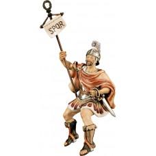 Roman captain for horse 12 cm Serie Colored maple