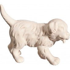 Golden Retriever puppy 40 cm Serie Natural maple