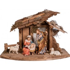 Bergland Nativity - Set 01 (6 pieces)