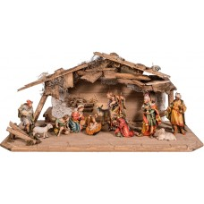 Bergland Nativity - Set 02 (14 pieces)